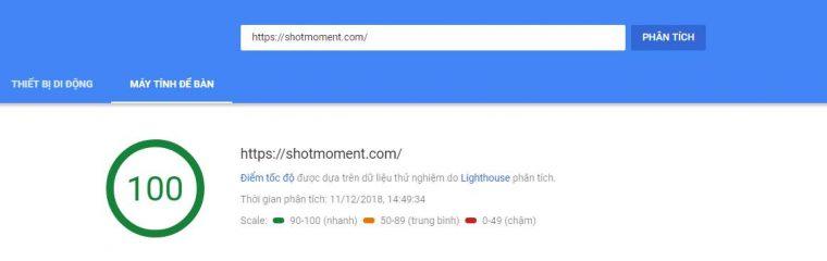 Lấy ít nhất 80 điểm từ  Google PageSpeed Insights là khó hay dễ